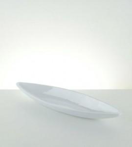 WHITE LUSTRE PIROGA K.MEY.35 CM